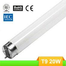 T9 lámpara fluorescente 20w