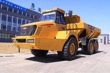 Volvo articulado o apagado- camiones de carretera para mina de cobre y oro de minas de hierro y mineral de las minas