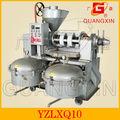 combinado canola máquina de la prensa de aceite
