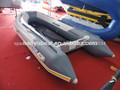 3.6m PVC inflable barco de pesca HY-E360 bote deportivo con piso de aluminio del CE