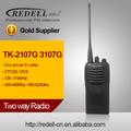 radio de dos vías comerciales Kenwood TK2107 /3107