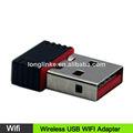 De alta potencia 802.11n 150 wreless mbps adaptador usb wifi dongle usb inalámbrico