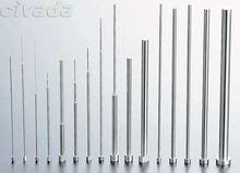 Escaleras de acero para herramientas de pre-endurecidos putter SKD61 / Tip Diámetro Designación / larga duración especificada