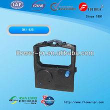 compatible cartucho de cinta de la impresora para la impresora OKI 425