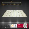 corrugado de aluminio de zinc de techo hoja precio