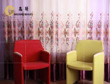 bordado con estilo cortinas con el ce