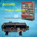 Transporte Refrigeración Sistema de refrigeración del condensador Unidad de refrigeración del compresor