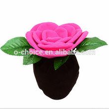 Hecho a mano de bambú del carbón de leña de la flor para la decoración