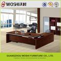 série de madeira mesa de escritório