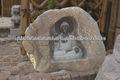 buda de piedra natural
