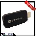 alta calidad HDMI DLNA wifi Airplay wifi iPush espejo receptor de la exhibición