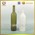 Hermosas empresas fabricantes de botellas de vidrio impreso especial