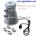 Intex Piscina Piscina de Armação de Metal Filtro da bomba de água