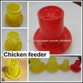 1kg-10kg automático de plástico Comedero para pájaros Ventana