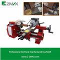 Mini máquina del torno/mini de madera torneada torno/torno mini utiliza/mini torno de madera