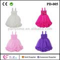 nuevo diseño de la princesa petti hermoso vestido de bebé vestido