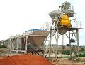 HZS50Planta de mezcladora de concreto