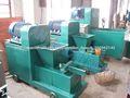 Máquina de fabricación de briquetas combustibles de biomasa, máquina de briquetas de biomasa, biocombustible máquina extrusora d