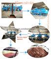 PCB planta de reciclaje de recursos
