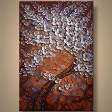 venta al por mayor superior a mano decoración del paisaje pintura al óleo