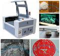 cnc máquina de entalhador de madeira laser com estimativa de tempo preciso