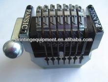 convexo rotary numeración para máquina heidelberg gto