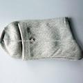 Venta al por mayor EMS TENS unidad de masaje de pies calcetines conductoras fuente de la fábrica de fibra de plata