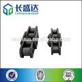 s103 grande passo reto placa de corrente de aço endurecido