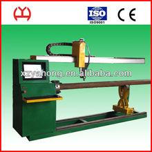 máquina de corte de metal CNC tubería
