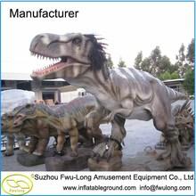 Modelo de dinosaurio para la venta, grandes dinosaurios