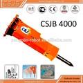 Csjb4000/sb131- martillo hidráulico caja tipo de silencio