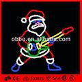 2014 decorativas de navidad de santa claus con motivos cuerda luz