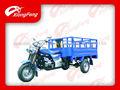 Frente Seis Amortiguador triciclo de carga, triciclos motorizados, tres vehículos de motor de la rueda para el mercado de Egipto