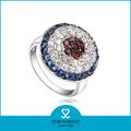turco único de plata joyería de estambul el gran bazar anillos