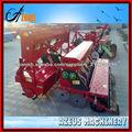 sembradora de quinua/ la siembra de la máquina