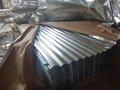 hoja de zinc para techos