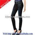 2014 novo modelo cintura alta apertado mulheres sexo jeans( ldzq7)