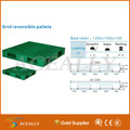 plásticos grid paletas proveedor de china