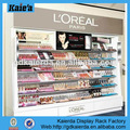 Mac maquiagem display stand/mac maquiagem cosméticos display stand