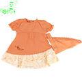 marca ropa de fiesta los niños ropa de diseño OEM