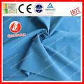 prendas de vestir de tela de poliéster impermeable de tela de algodón fabricante