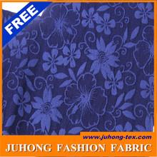 Como fazer flor de tecido jacquard de chenille para o vestido