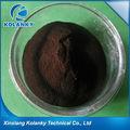 emulsión inversa aditivos para reducir el fl hthp de fluidos de perforación orgánicos de lignito