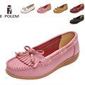 de color rosa simple estilo sexy dama de verano casual zapatos