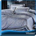Fuentes del hotel fabricante de porcelana de alta calidad 100% de algodón de moda ropa de cama sábanas 3d