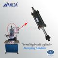 doble cilindro hidráulico para máquina de sellado