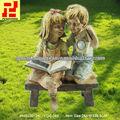 """15"""" resina de los niños de jardín de luz solar"""