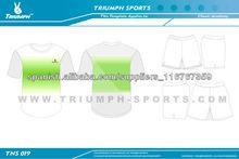 costumbre tenis uniforme del equipo