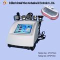manejar 5 cavitacion de ultrasonidos de la máquina