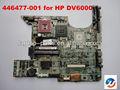 Venta al por mayor para 446477-001 hp dv6000 portátil la placa base. Completoprobado